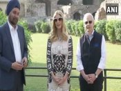 It's just amazing, says Ivanka after visiting historic Golconda fort