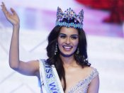 Newsmakers 2017: Miss World Manushi Chillar