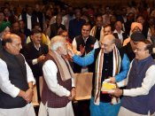 We rule 19 states, even Indira Gandhi had 18: PM Modi gets emotional at BJP party meet