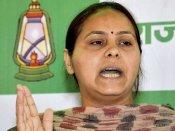 Money laundering case: ED files charge sheet against Misa Bharti, husband