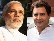 Happy New Year, 2018: Modi, Rahul wish joy, prosperity, good health to all