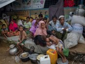 UN council heads to Bangladesh and Myanmar to see plight of Rohingya