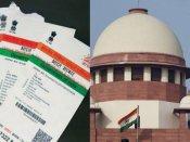 Aadhaar linking: 'Decide soon on deadline, don't create uncertainty', SC to Centre