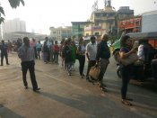 Maharashtra bandh: Commuters face trouble as train, taxi, auto services affected in Mumbai