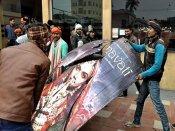 Padmaavat row: Karni Sena's 'hooliganism' continues