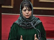 Valley is incomplete without Kashmiri pandits: Mehbooba Mufti