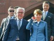 PHOTOS: German President Frank Walter Steinmeier 5 Day India Visit