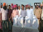 Punjab drug menace: 40 kg Heroin recovered in Ludhiana