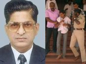 How this accused by-passed security and stabbed Karnataka Lokayukta, Justice Shetty