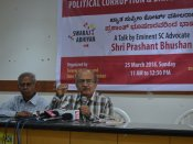 BJP is a far greater evil in the country and Karnataka too, says Prashant Bhushan