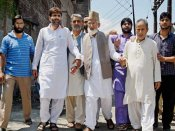 No solace in Geelani stepping down as Tehrik chief: Sehrai would make Kashmir problem worse