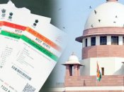 'Aadhaar not a solution to prevent bank frauds', says Supreme Court