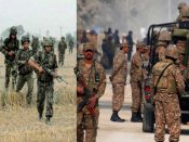 Indo-Pak military drills on anvil as part of multi-nation exercise