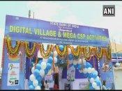 Welcome to tech-savvy, digital village of Odisha, courtesy SBI