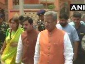WB: Amid tension, BJP delegation led by Om Mathur visits violence hit Asansol