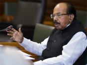 'No infighting, Congress is a united party', says Veerappa Moily
