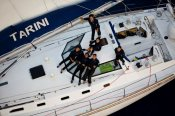 INSV Tarini reaches Goa after 199 days at sea, 254 days in all