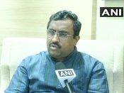 BJP's Ram Madhav backs Army Chief's Kashmir remark