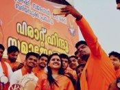Kerala: Case registered against VHP leader Sadhvi Saraswati
