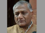 Chinese media hails VK Singh's visit to North Korea; backs New Delhi-Pyongyang ties