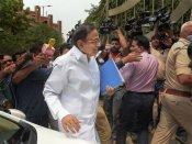 What transpired at the CBI's questioning of P Chidambaram
