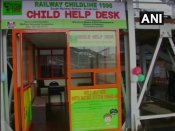 A special 'help desk' to rescue lost children in Kerala's Ernakulam railway station