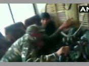3 injured in a terror attack at police party in Srinagar