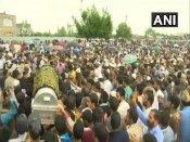 Kashmir pays tribute to 'Rising Kashmir' editor Shujaat Bukhari
