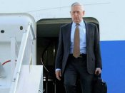 US Defence Secretary Jim Mattis in Asia today; to visit China, S Korea, Japan