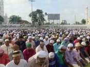Muslims in Kerala offer prayers, celebrate Eid-ul-Fitr