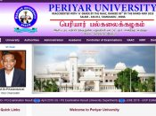 How to check Periyar University Result 2018