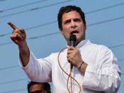 RSS leaders talk about Gandhi but consider Godse as their icon: Rahul