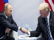 Summit between Putin, Trump to be held in Helsinki on July 16