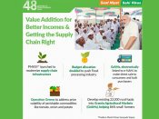 From MSP to doubling farmers' incomes, Modi govt committed to boost agricultural productivity