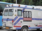 India gifts 30 ambulance to Nepal on Independence Day