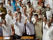 With a day left for swearing in, lobbying in Karnataka Congress touches dizzying heights