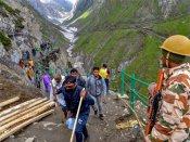 CRPF launches mobile app 'Saathi' for Amarnath pilgrims