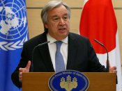 UN General Secretary Antonio Guterres backs call for human rights probe in Kashmir: report