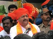 I would have ordered shooting of MLAs if I were home minister says Karnataka BJP leader