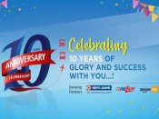 Bonanza offers by EaseMyTrip on its 10th Anniversary