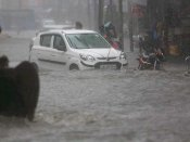 Heavy rains pound Jammu