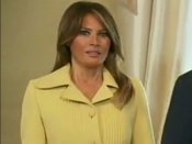 Did Putin scare the bejesus out of Melania Trump: Watch her expression