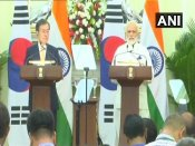 Modi holds talk with South Korean President, ink pacts to boost bilateral ties
