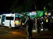 Thailand cave mission: Officials discuss next stage of rescue op to save remaining 9 members