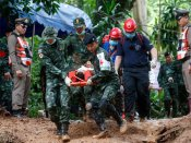 Thailand cave mission: Sixth boy rescued, says report