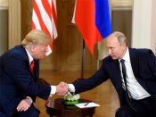 Now, Vladimir Putin invites Trump to Washington