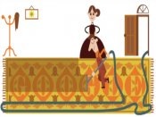 Who was Hubert Cecil Booth and why a Google doodle for him