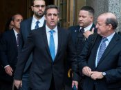 'Family and country before everything else,' Trump loyalist Cohen leaves all guessing