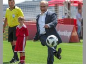 World Cup 2018 has helped Putin in many, many ways