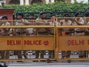 Police team attacked in New Delhi